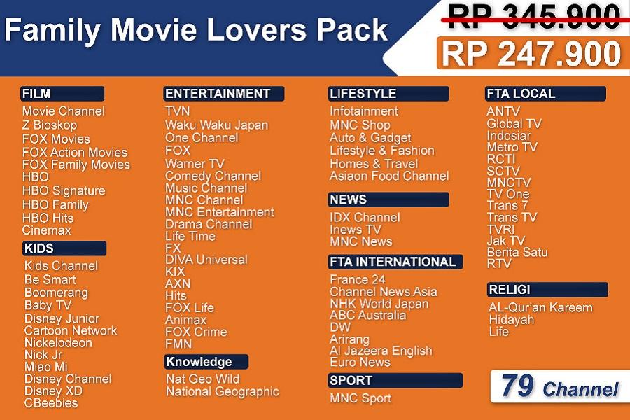 Family Movie Lovers